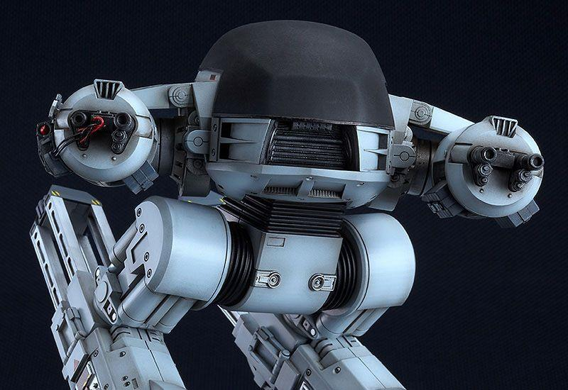 Robocop figurine moderoid plastic model kit ed 209 20 cm maquettes 5