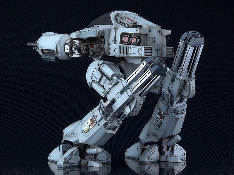 Robocop figurine moderoid plastic model kit ed 209 20 cm maquettes 6