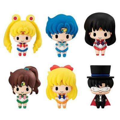 Sailor moon chokorin mascot series assortiment trading figures 5 cm