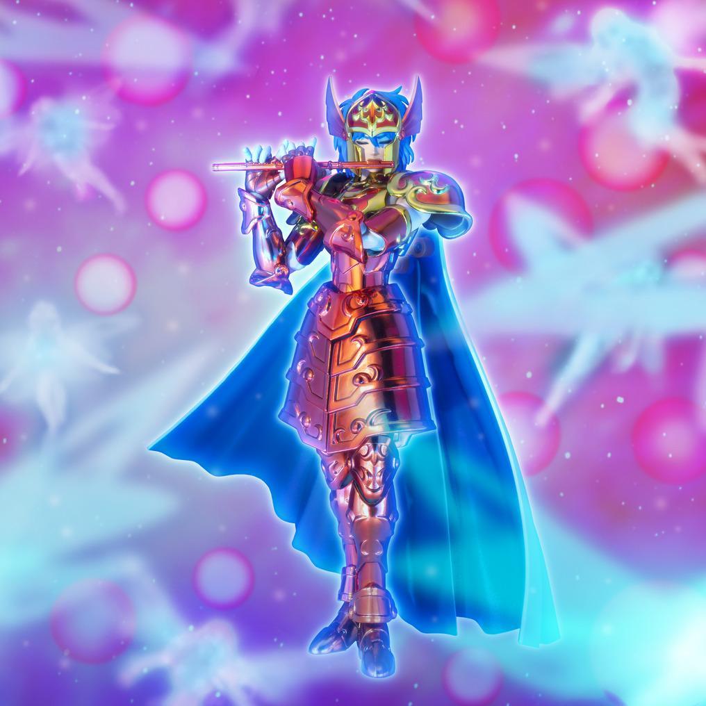 Saint cloth myth mariner sorrente siren ex version final battle asgard 2