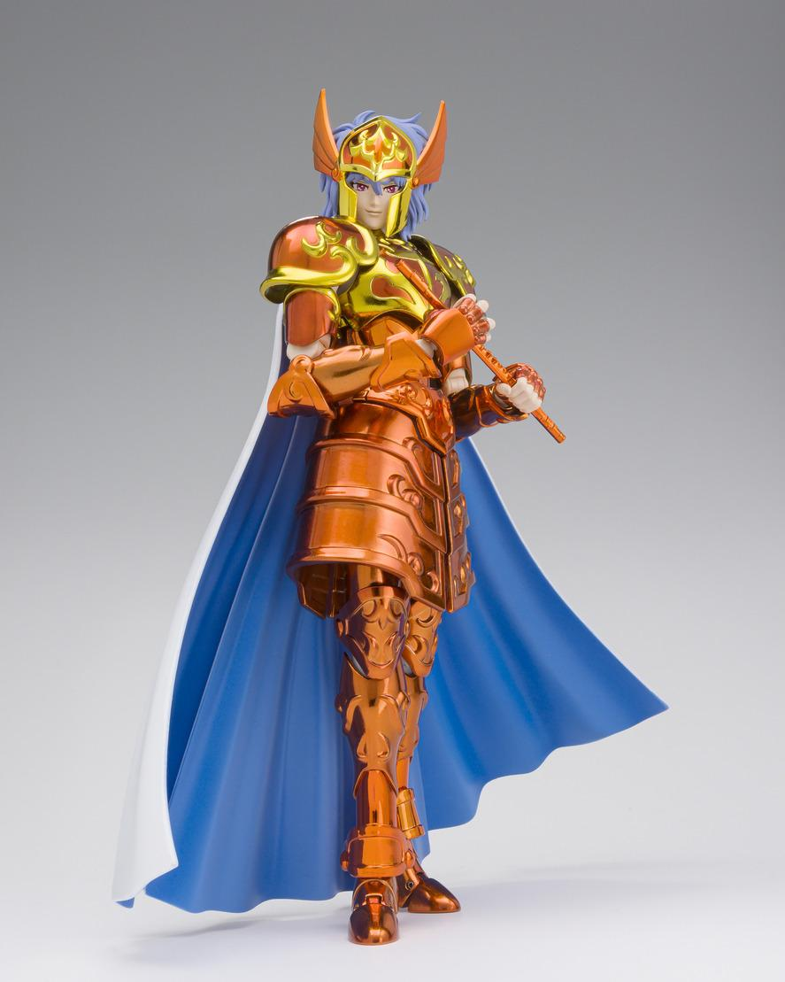 Saint cloth myth mariner sorrente siren ex version final battle asgard 5