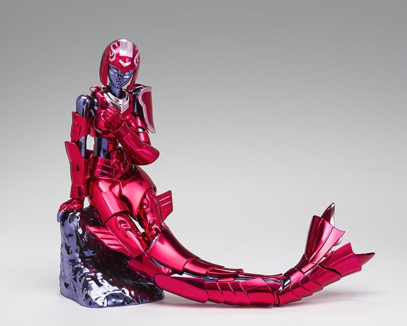 Saint seiya bandai figurine thetis mermaid myth cloth revival 7