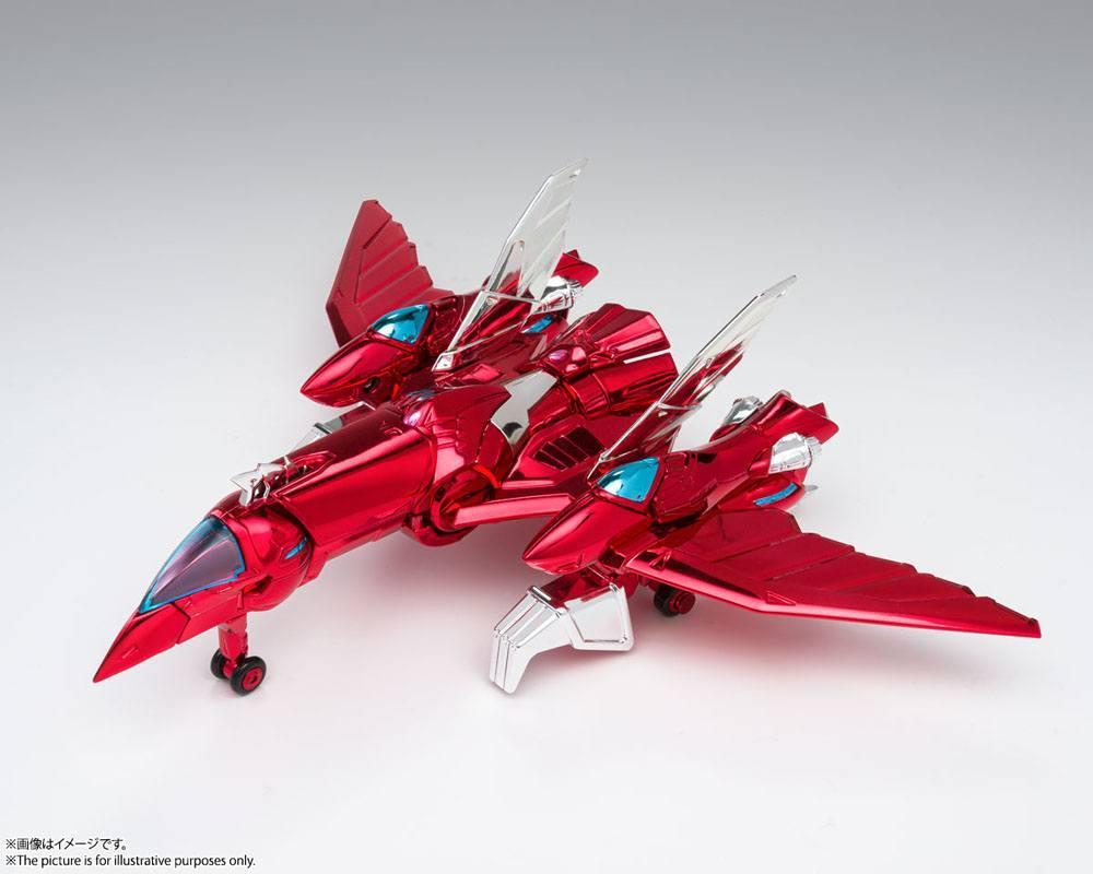 Saint seiya chevalier acier skycloth tamashii nation bandai suukoo toys figurine articulee 5
