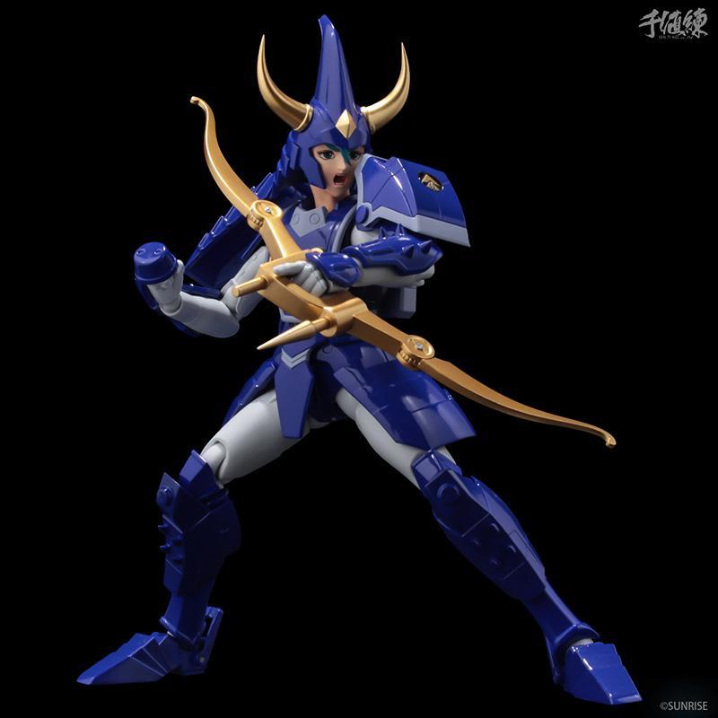 Samourai troopers toma hashiba figurine 16cm les samourais de l eternel sentinels toys 3