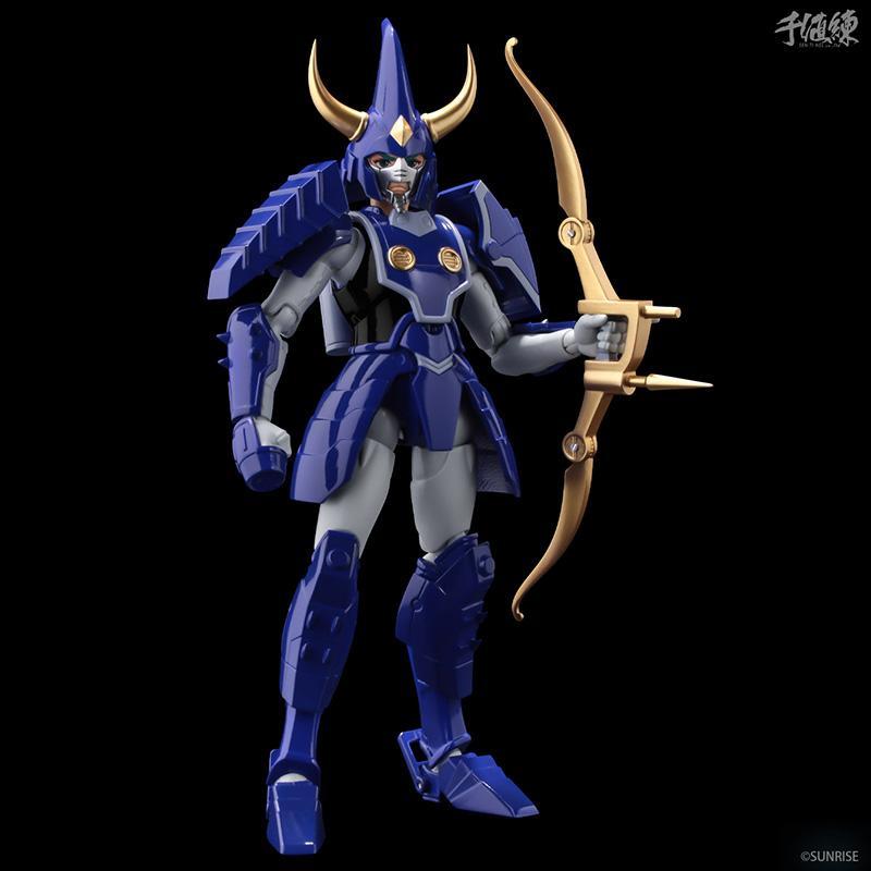 Samourai troopers toma hashiba figurine 16cm les samourais de l eternel sentinels toys 4