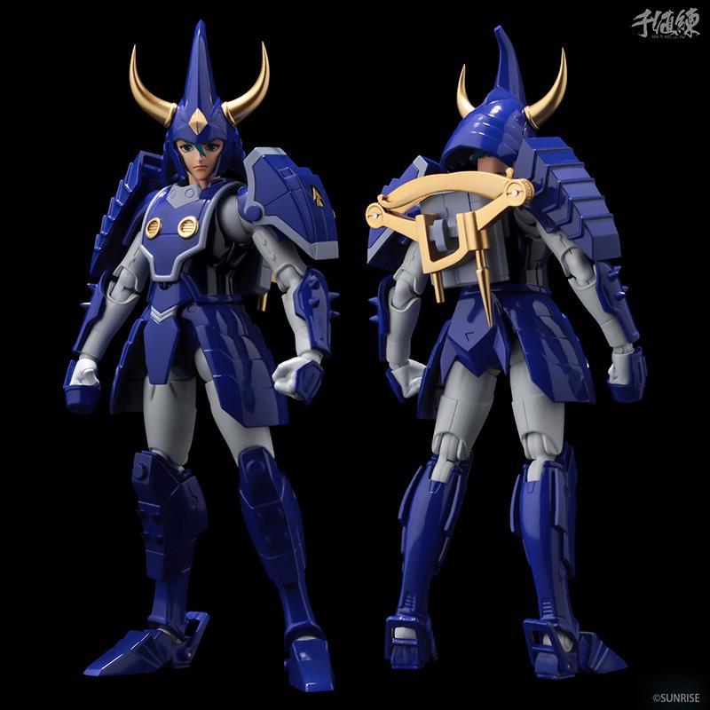 Samourai troopers toma hashiba figurine 16cm les samourais de l eternel sentinels toys 9