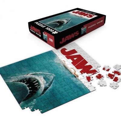 Jaws Puzzle Les dents de la mer affiche Jaws
