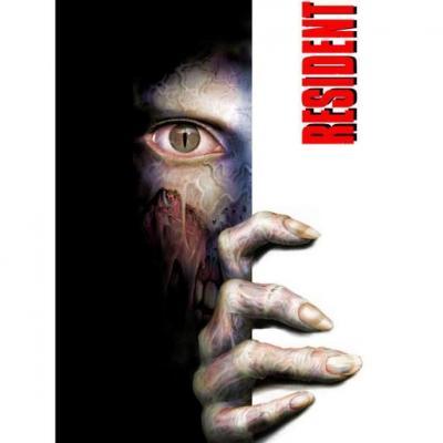 Resident Evil 2 serviette de bain Nozoki 150 x 75 cm
