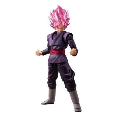 Dragon Ball Super figurine S.H. Figuarts Goku Black - Super Saiyan Rose 14 cm