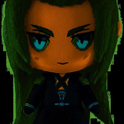 Final Fantasy VII peluche Sephiroth 16 cm