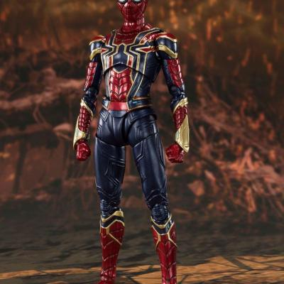 Avengers : Endgame figurine S.H. Figuarts Iron Spider (Final Battle) 15 cm