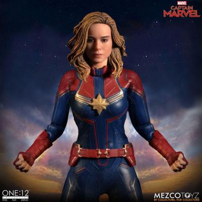 Captain Marvel figurine 1/12 Captain Marvel 16 cm