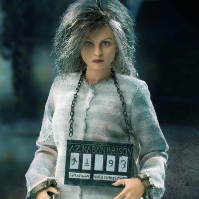Harry Potter figurine Real Master Series 1/8 Bellatrix Lestrange Prisoner Version 23 cm