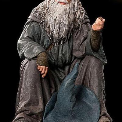 Le Seigneur des Anneaux statuette Gandalf 15 cm