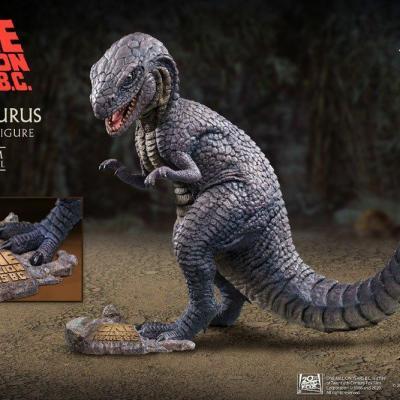 Un million d'années avant J.C. statuette Allosaurus 32 cm