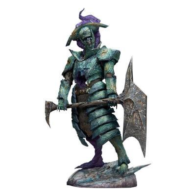Court of the Dead statuette Premium Format Oathbreaker Strÿfe: Fallen Mortis Knight 60 cm