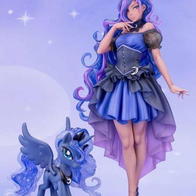 Mon petit poney Bishoujo statuette PVC 1/7 Princess Luna 23 cm