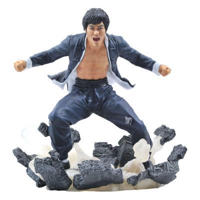 Bruce Lee Gallery statuette PVC Earth 23 cm