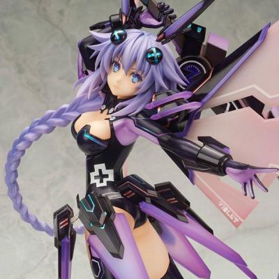 Hyperdimension Neptunia statuette 1/7 Purple Heart 35 cm