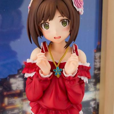 The Idolmaster Cinderella Girls statuette PVC 1/8 Miku Maekawa Off Stage Bonus Edition 23 cm