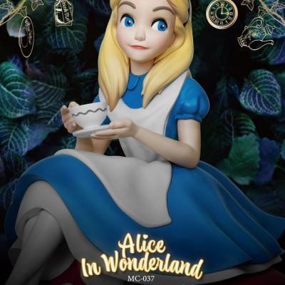Alice au pays des merveilles statuette Master Craft Alice 36 cm Édition limitée