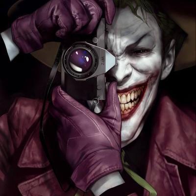 DC Comics impression Art Print The Killing Joke 46 x 61 cm - non encadrée