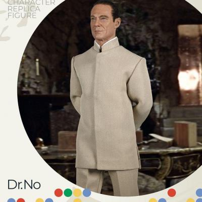 James Bond 007 contre Dr No figurine Collector Figure Series 1/6 Dr. No Limited Edition 30 cm