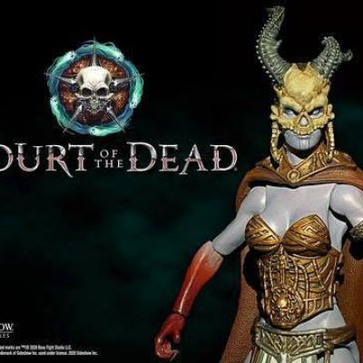 Court of the Dead figurine Kier First Sword of Death 10 cm