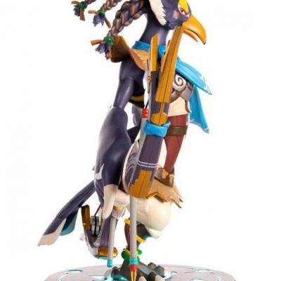 The Legend of Zelda Breath of the Wild statuette PVC Revali Collector's Edition 27 cm