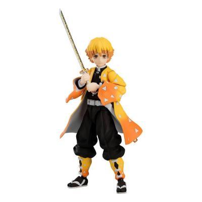 Demon Slayer: Kimetsu no Yaiba figurine Figma Zenitsu Agatsuma 13 cm