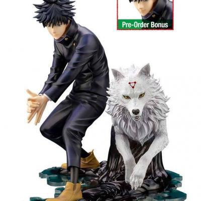 Jujutsu Kaisen statuette PVC ARTFXJ 1/8 Megumi Fushiguro Bonus Edition 18 cm