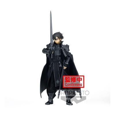 Sword Art Online Alicization Rising Steel statuette PVC Integrity Knight Kirito 16 cm