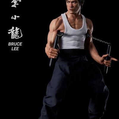Bruce Lee statuette 1/4 Hybrid Type Superb Bruce Lee Tribute Ver. 4 57 cm