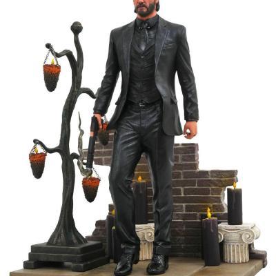 John Wick 2 Gallery statuette John Wick 23 cm