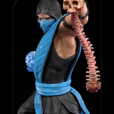 Mortal Kombat statuette 1/10 Art Scale Sub-Zero 23 cm iron studios