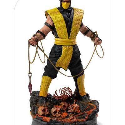 Mortal Kombat statuette 1/10 Art Scale Scorpion 22 cm