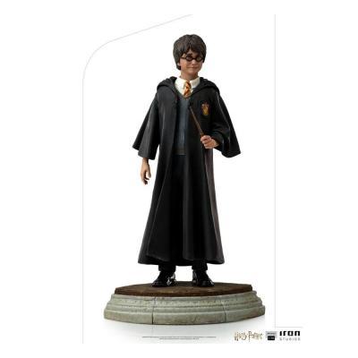 Harry Potter à l'école des sorciers statuette Art Scale 1/10 Harry Potter 17 cm