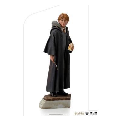 Harry Potter à l'école des sorciers statuette Art Scale 1/10 Ron Weasley 17 cm