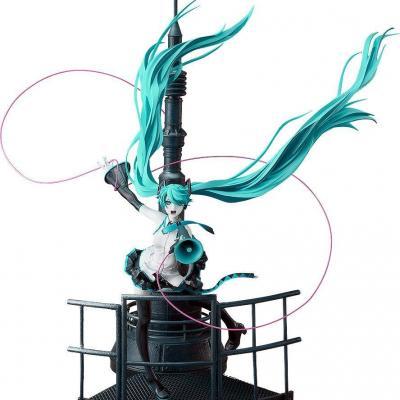 Character Vocal Series 01 figurine PVC 1/8 Miku Hatsune Love is War Refined Ver. 28 cm