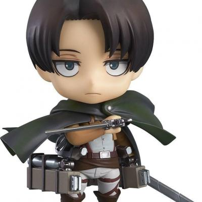 Attack on Titan Nendoroid figurine Levi 10 cm