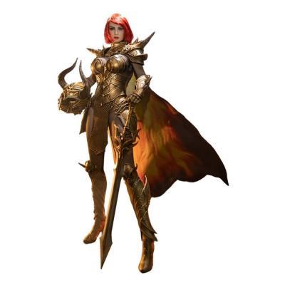 Knight of Fire figurine 1/6 Golden Edition 30 cm