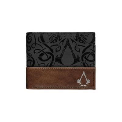 Assassin's Creed Valhalla porte-monnaie Bifold Tribal