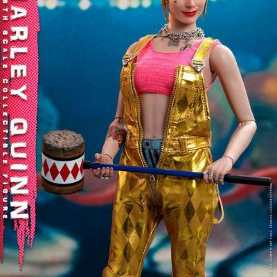 Birds of Prey figurine Movie Masterpiece 1/6 Harley Quinn 29 cm