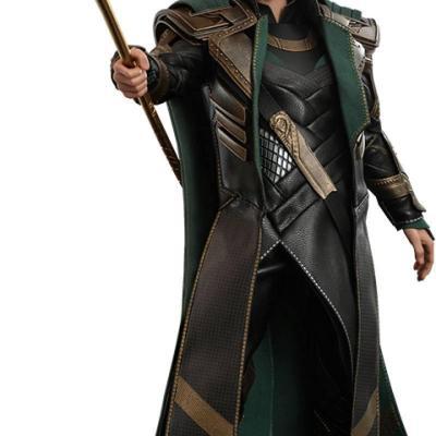 Avengers: Endgame figurine Movie Masterpiece Series PVC 1/6 Loki 31 cm