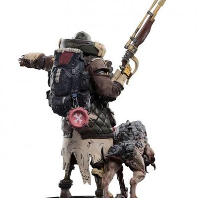 Borderlands 3 Figures of Fandom statuette PVC Fl4k 26 cm