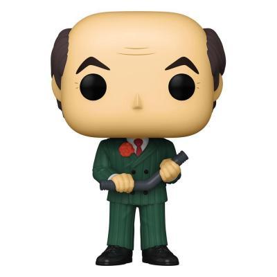 Cluedo POP! Movies Vinyl Figurine Mr. Green w/Lead Pipe 9 cm