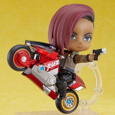 Cyberpunk 2077 figurine Nendoroid V: Female DX Ver. 10 cm