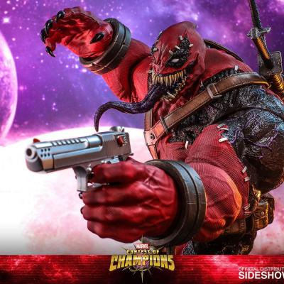 Marvel : Tournoi des champions figurine Video Game Masterpiece 1/6 Venompool 37 cm
