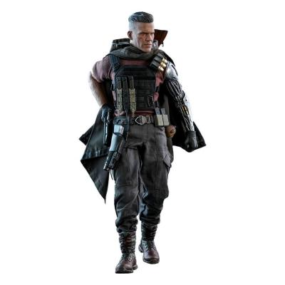 Deadpool 2 figurine Movie Masterpiece 1/6 Cable 30 cm