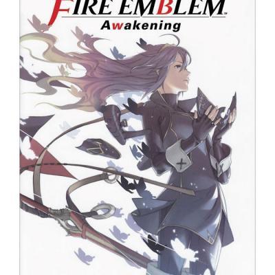 Fire Emblem Art book The Art of Fire Emblem *ANGLAIS*
